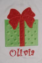 Minky dot present