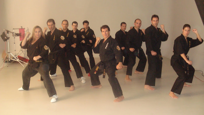 Fu Shih Kenpo en Budo International