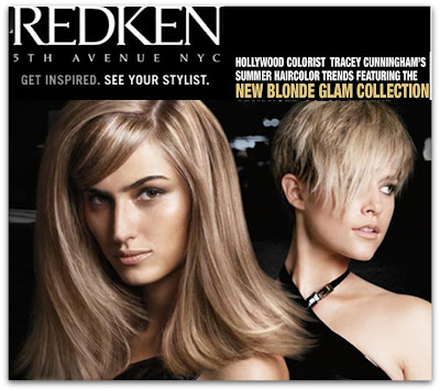 Redken Hair Color Tour