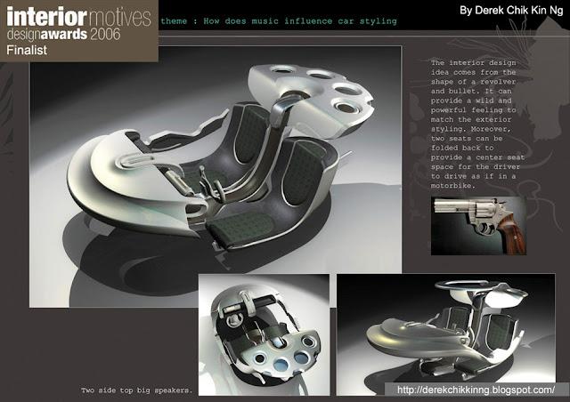 Interiormotives Design Awards 2006