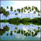 Bentota in between beach & lagoon