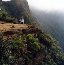 "The World""s End, Horton Plains, Central Highlands, Sri Lanka"