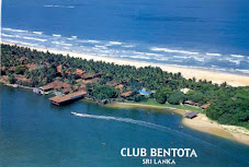 Bentota Bay Beach & Lagoon, Western Coast, Sri Lanka