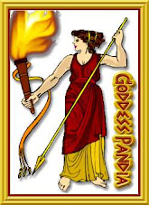 Greek goddess Pandia (&quot;All Bright&quot;) daughter of Zeus. The goddess of of Light &amp; Enlightenment