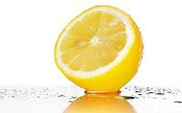 wallpaper limão cortado