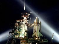 estação de lançamento onibus espacial