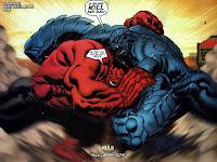 wallpaper hulk lutando