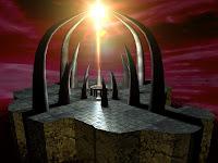 papel de parede brilho do sol