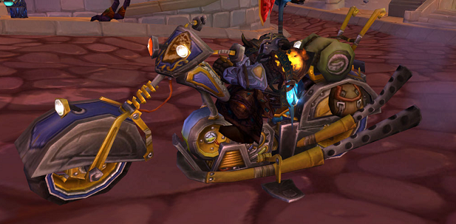 Chaoshogo's Chopper