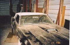 Mom's 1969 Mustang