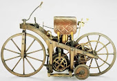 Sepeda Motor Pertama di Dunia