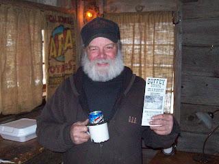 Bill in the Cabin