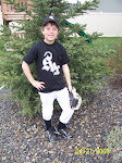 Little League  White Sox  Tanner Lind #4
