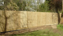 Closeboard Fence by GWF Services