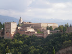 Views of the Alhambre fr St Nicholas