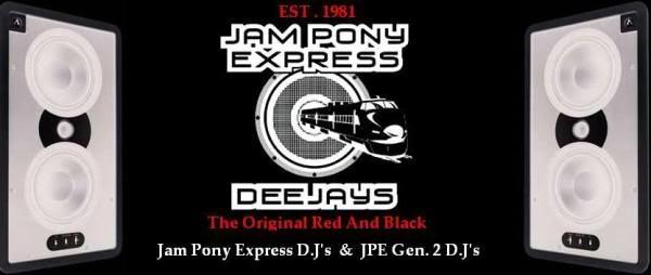 Jam Pony Express Gen.2 D.J.'s