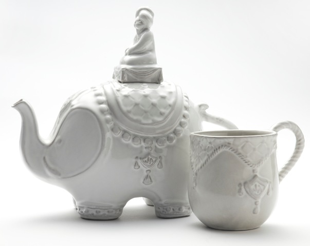 Delightfully chic gifts under 200 - Jonathan adler elephant mug ...
