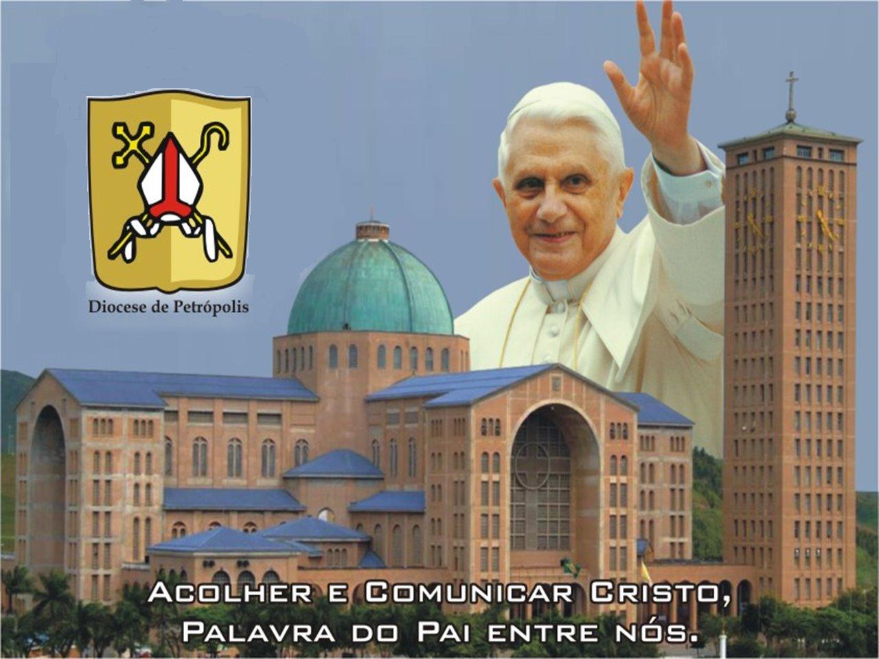 Santo Padre Papa Bento XVI