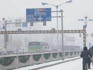 5th snow in Qiqihar after dirt and dark recently - zhudajiu朱大九 - zhudajiu朱大九——龙泉之眼