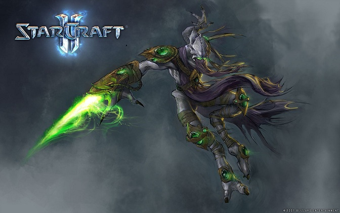 ! Starcraft 2 !