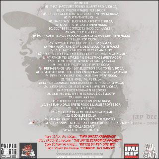 dj tiger the yancey philips project playlist
