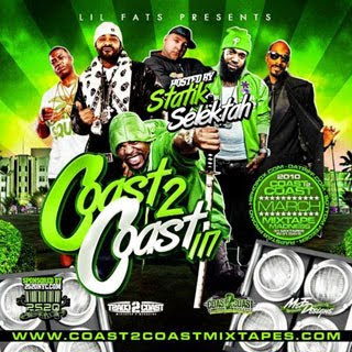 download coast 2 coast mixtape 117 hosted by statik selektah