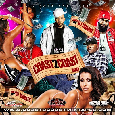 download: dj noodles coast 2 coast mixtape vol. 100 hosted by dj drama