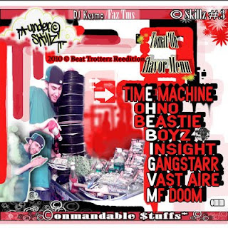 download: lord faz  and dj kesmo - under c skilz vol.3, 2010 beat trotterz reedition