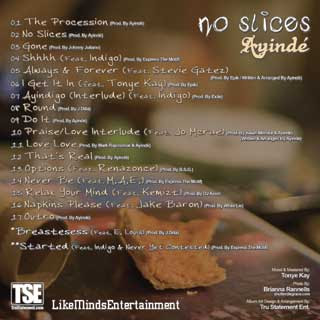 ayinde no slices back cover