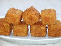 Croquetas de gambas - Ma petite boulangerie