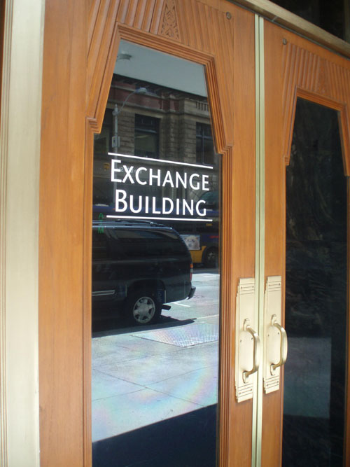 exchange building seattle