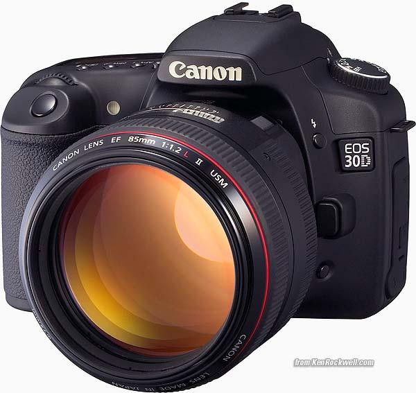 85mm f/1.2L II