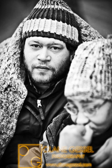 homeless man seattle