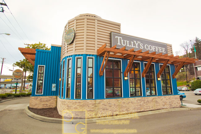 Tully's coffee seattle corporate office