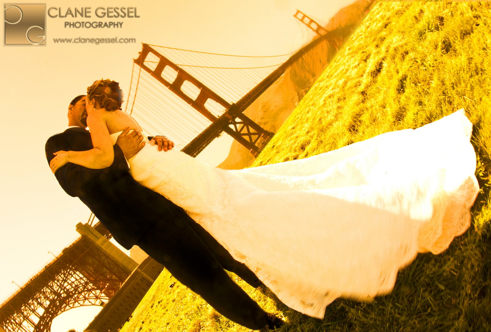 Award-winning san francisco wedding photography, wedding photographer, golden gate bridge