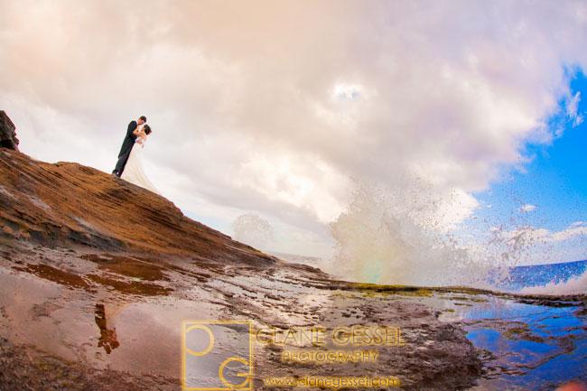hawaii wedding photographers, best hawaii photographers, hawaii real weddings