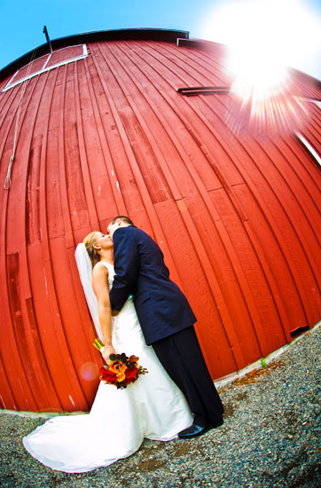 pickering barn wedding, issaquah wedding venue