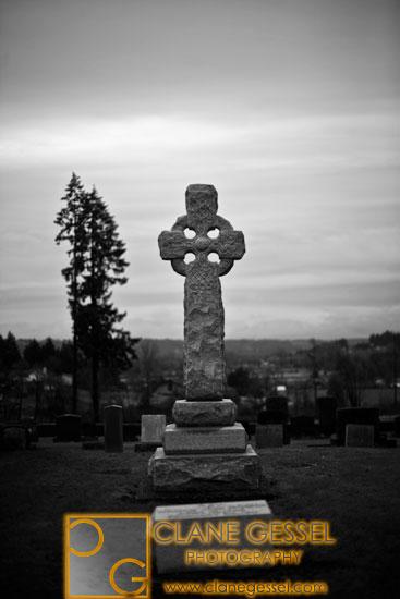 the Claquato Cemetery near Chehalis, WA