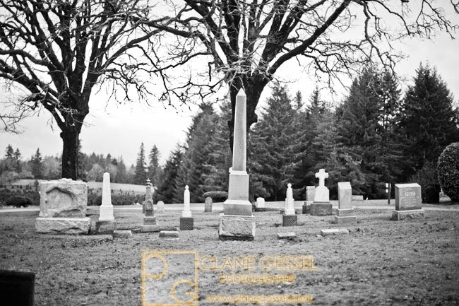 Claquato cemery near chehalis, wa.  Washington state cemeterys