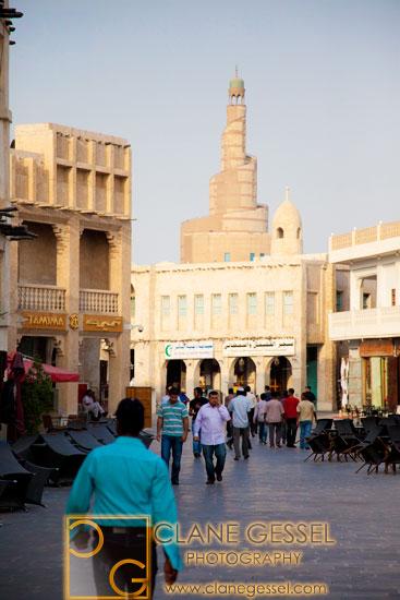 Souq Waqif (The Shopping Market) - Doha, Qatar