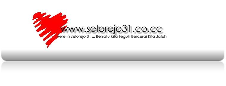 Here, in Selorejo 31 ...