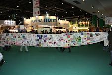 Feria Internacional del Libro-Bandera Planetaria de la Paz