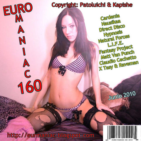 Cover Album of Euro Maniac Vol 160
