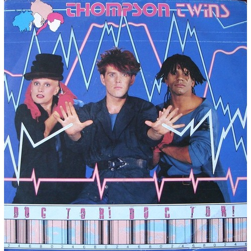 Thompson Twins - Doctor Doctor (MAXI 1984)