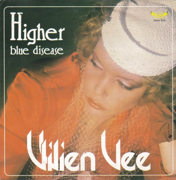 Vivien Vee - Higher (Maxi 83')