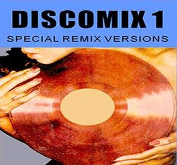 GApul Discografia: Discomix Vol 1 (Memo Records)