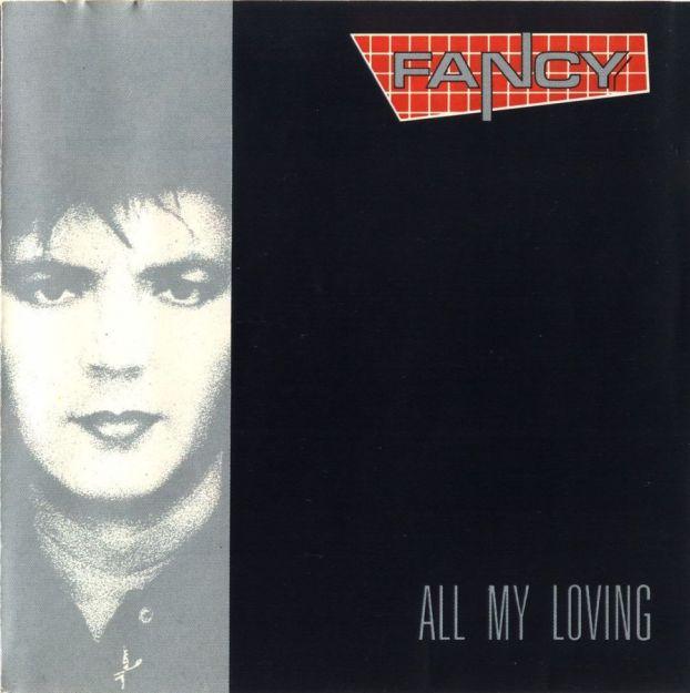 Cover Album of Fancy - All My Loving (Full + Bonuses)
