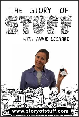 the story of the stuff by annie leonard essay Annie leonard uses several rhetorical devices in the story of stuff this is usually established at the beginning of an argumentative essay or speech, and it will send the main point across to the audience rhetorical analysis of the story of stuff.