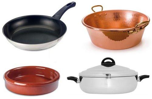Los peligros de la cocina materiales y otros bemoles for Material cocina