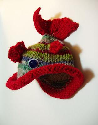 3119380931 da814c71a0 Balık modeli şapkalar